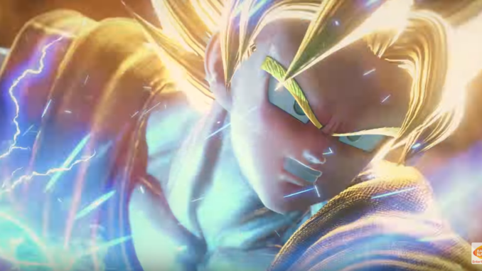 Jump Force Anime Cross Over Fighting Game Coming 2019